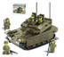 sluban merkava tank pieces building blocks