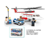 sluban aviation h-personal helicopter pieces lego