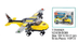 sluban aviation t-trainer piece lego compatible