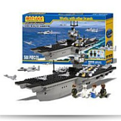 Specials 500 Pc Aircraft Carrier Set