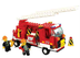 sluban fire engine piece building block