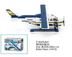 sluban aviation z-seaplane pieces lego compatible
