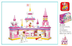 sluban dream magical castle piece building