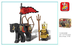 sluban cliff three kingdoms piece lego
