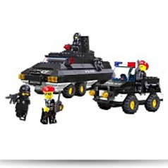 Armored Patrol 311 Piece Building Block