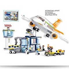 Specials Aviation International Airport 678 Piece
