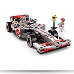 Formula Car Ii Silver Arrow 257 Piece