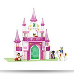 Girls Dream Palace 271 Pieces Building