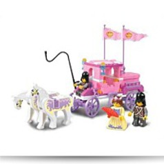 Girls Dream The Royal Carriage 137 Piece