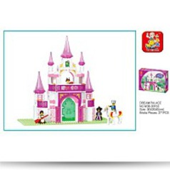 Girls Fream Dream Palace 271 Piece Set