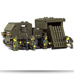 Guard Bazooka 314 Pieces Building Blocks