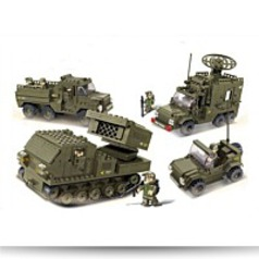 Land Forces 2 Vanguard 865 Piece Building