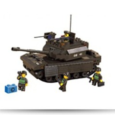 Land Forces Main Battle Tank 312 Piece