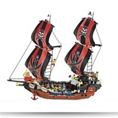Pirate Black Pearl 632 Piece Building