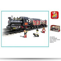 Railway Station Atlantis 235 Pieces Lego