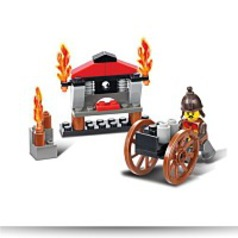 Red Cliff Supplying 43 Piece Set Lego
