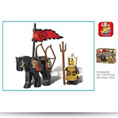 Red Cliff Three Kingdoms 13 Piece Set