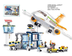 sluban aviation international airport piece lego
