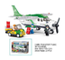 sluban aviation c-mini transport plane piece