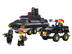 sluban armored patrol piece building block