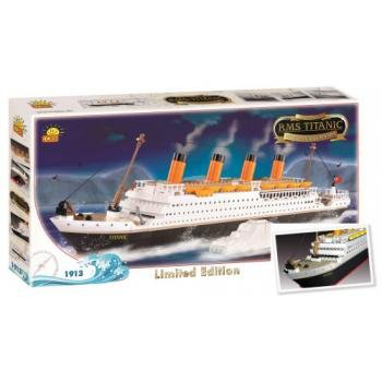 Cobi 1913 Rms Titanic, White Star Line, Limited Edition, Building Bricks